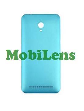 Asus ZC500TG, ZenFone GO, Z00VD Задняя крышка голубая, фото 2