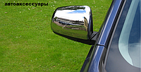 Накладки на зеркала Mitsubishi Lancer X