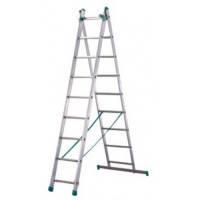 Лестница универсальная ITOSS 7509 (2х9)