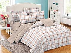 Ткань для постельного белья Поплин 326 (A+B) - (60м+60м)