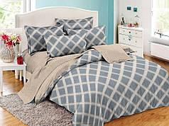 Ткань для постельного белья Поплин 317 (A+B) - (60м+60м)