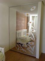 Детская мебель. Шкаф купе в детскую комнату