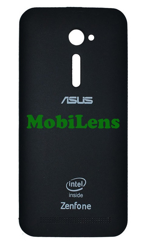 Asus ZE500CL, ZenFone 2, Z00D Задняя крышка черная