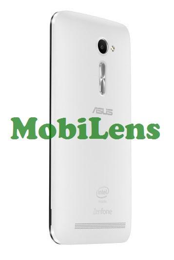 Asus ZE500CL, ZenFone 2, Z00D Задняя крышка белая