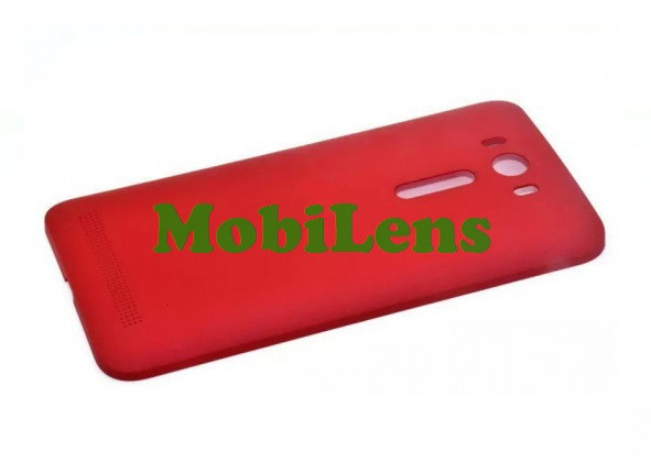 Asus ZE500KL, ZE500KG, ZenFone 2 Laser, Z00ED, Z00RD Задняя крышка красная
