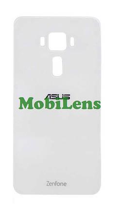 Asus ZE520KL, ZenFone 3, Z017D, Z017DA Задняя крышка белая, фото 2