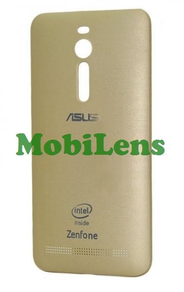 Asus ZE550ML, ZenFone 2, ZE551ML, Z008D Задняя крышка золотистая