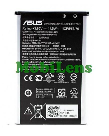 Asus ZE551KL, C11P1501, ZenFone 2 Laser, ZD551KL ZenFone Selfie, ZE601KL ZenFone 2 Laser, ZE500CL Аккумулятор