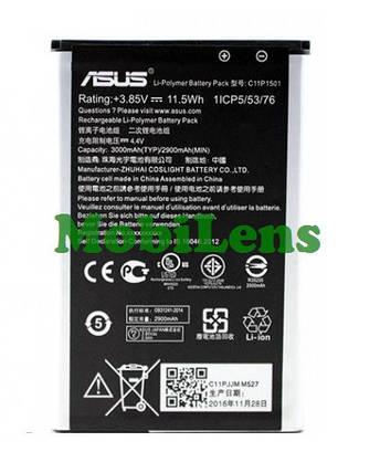 Asus ZE551KL, C11P1501, ZenFone 2 Laser, ZD551KL ZenFone Selfie, ZE601KL ZenFone 2 Laser, ZE500CL Аккумулятор, фото 2