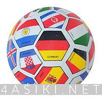 Мяч футбольный VA 0004 FLAG