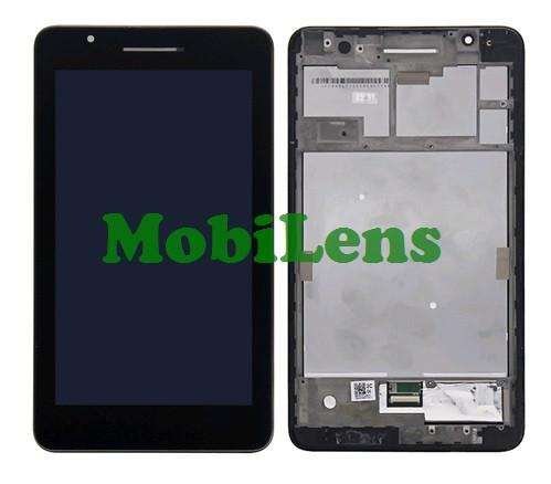 Asus FE171, FE171CG, Asus Fonepad 7, K01F, K01N Дисплей+тачскрин(модуль) черный *в рамке
