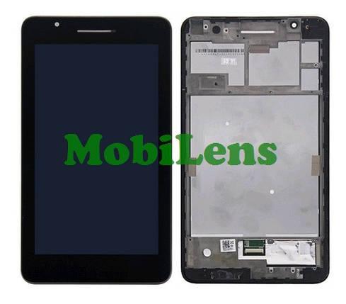 Asus FE171, FE171CG, Asus Fonepad 7, K01F, K01N Дисплей+тачскрин(модуль) черный *в рамке, фото 2