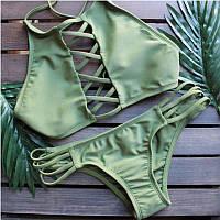 Купальник Зелений, фото 1