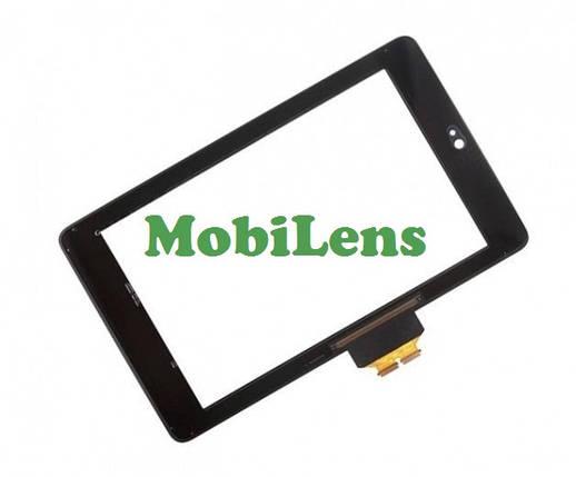 Asus Nexus 7, ME370t Тачскрин (сенсор) черный, фото 2