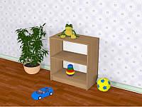 Шкаф детский Д-9 (600*320*650h)