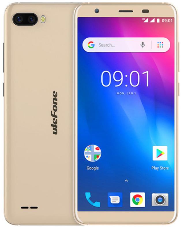 UleFone S1 Pro 1/16 Gb gold