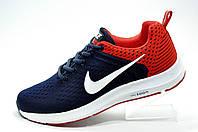 Беговые кроссовки в стиле Nike Air Zoom Pegasus, Dark blue\Red
