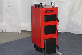 Котел на твердом топливе Carbon Lux 18 кВт (Карбон люкс), фото 2