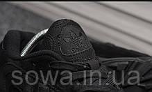 """✔️ Кроссовки Adidas YUNG-1 """"Black"""" , фото 2"""
