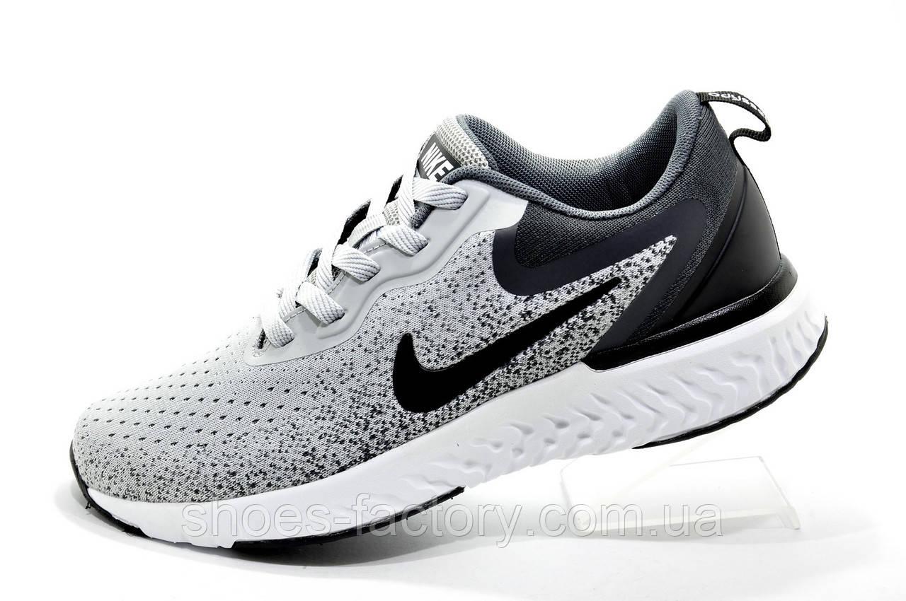 Беговые кроссовки в стиле Nike React 2019, Gray