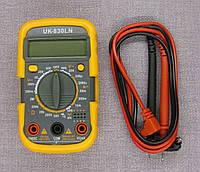 Тестер мультиметр UK-830 LN
