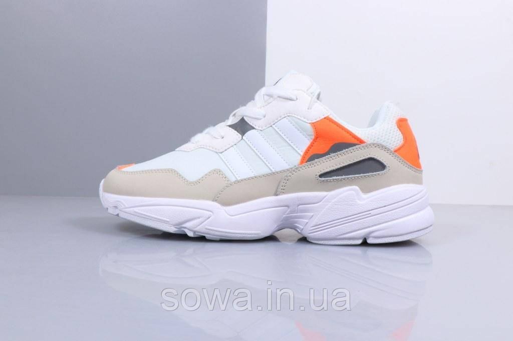 "✔️ Кроссовки Adidas YUNG-96 ""Cloud White"""