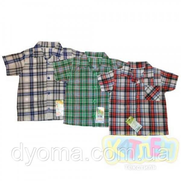 Детская рубашка для мальчиков