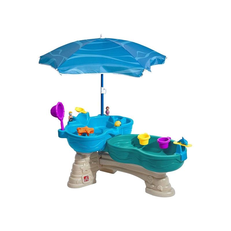 Водный стол с зонтом Laguna Step2 8645