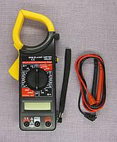 Мультиметр, токовые клещи DT 266