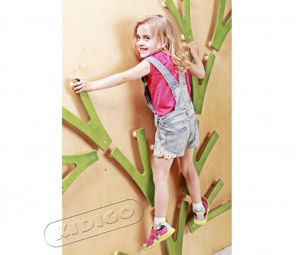 Дитячий скалодром «Неймовірні гілочки на каркасі»