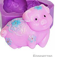 Сувенирное мыло 《Поросёнок》 (пряничная серия)