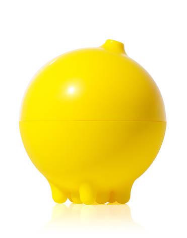Плюи желтый 2+, игрушка для ванны MOLUK, фото 2