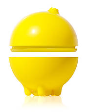 Игрушка для ванной Moluk Плюи желтый (43020), фото 3