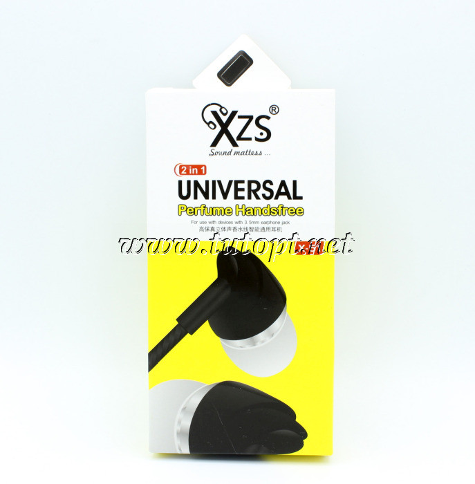 Вакуумные наушники-гарнитура XZS X-51 с микрофоном
