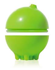 Плюи зеленый 2+, игрушка для ванны MOLUK, фото 2