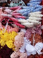 кружево для пошива одежды макраме