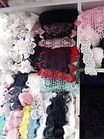 кружево для пошива одежды