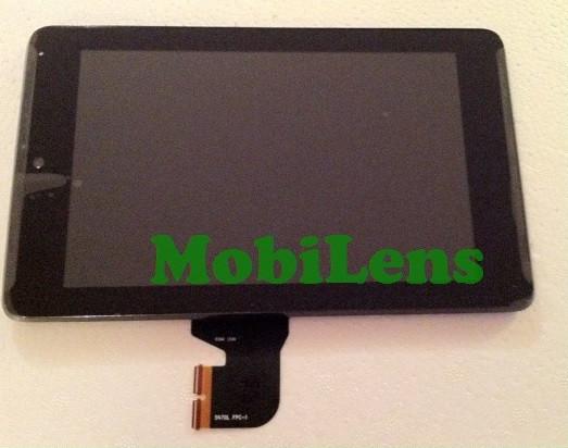 Asus ME372, ME372CG, ME373, K00E FonePad HD7 Дисплей+тачскрин(сенсор) черный