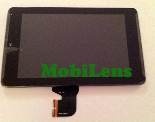 Asus ME372, ME372CG, ME373, K00E FonePad HD7 Дисплей+тачскрин(сенсор) черный, фото 2