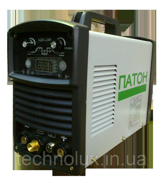 Аргонодуговые инвертора АДИ-200Р