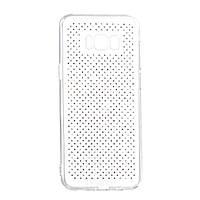 Панель Unique Skid Ultrasonic Series для Samsung S8 Plus Transparent (20284)