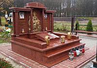 Елітний гранітний пам'ятник в італійському стилі S035, фото 1
