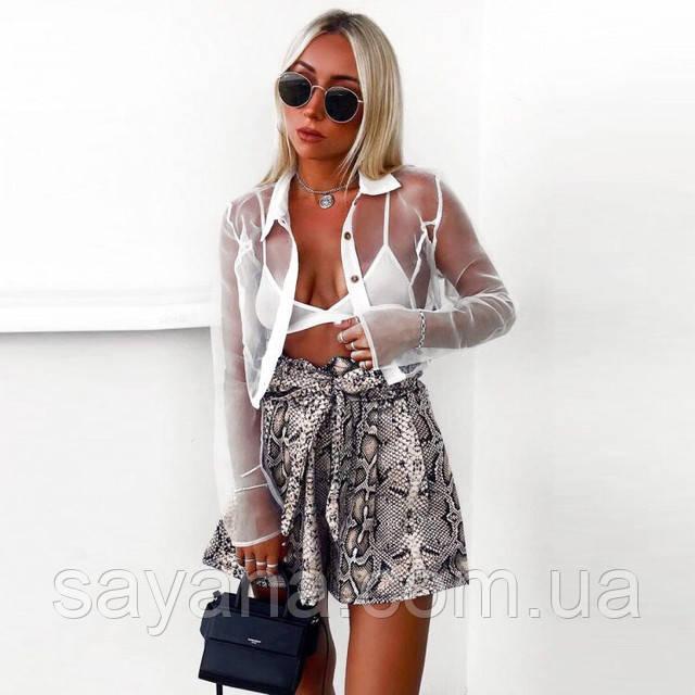 модные женские шорты