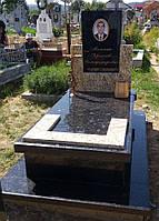 Елітний гранітний пам'ятник в італійському стилі L034, фото 1