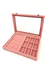 Планшет коробка для браслетов 2в1