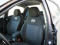 Чехлы в салон Хонда Акорд - Чехлы для сидений Оригинальные Honda Accord Sedan с 2008-12 г (Elegant)