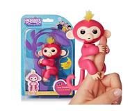 Wowwee Fingerlings Интерактивная ручная обезьянка