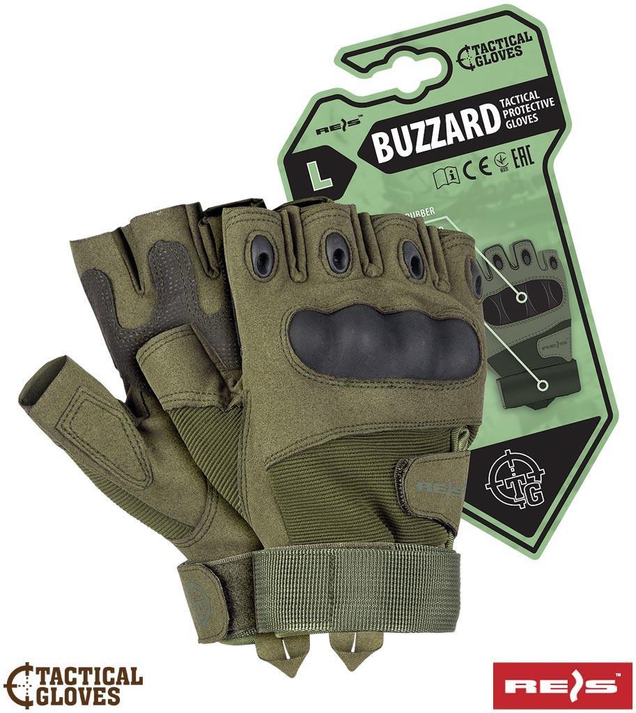 Тактичні рукавички REIS Польща RTC-BUZZARD Z