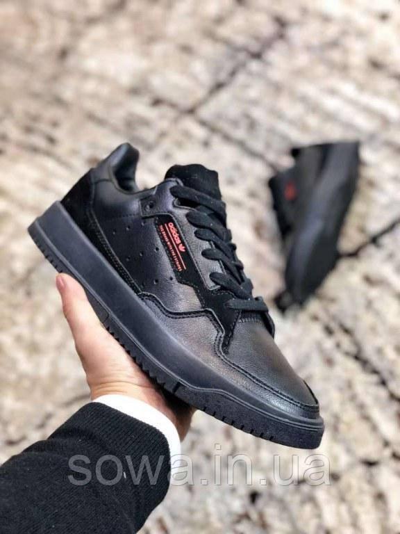 "✔️ Кроссовки Adidas Yeezy Powerphase ""Black"""