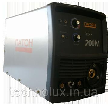 Полуавтомат инверторный Патон ПСИ-L-200М